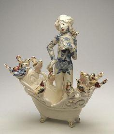 Chris Antemann-'Topiary'-The Art Spirit Gallery of Fine Art