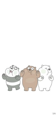 Cute Panda Wallpaper, Mickey Mouse Wallpaper, Disney Phone Wallpaper, Cartoon Wallpaper Iphone, Bear Wallpaper, Iphone Background Wallpaper, Galaxy Wallpaper, Panda Background, We Bare Bears Wallpapers