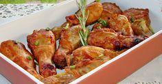O melhor restaurante do mundo é a nossa Casa: Coxinhas de frango assadas acompanhadas por purê de ervilhas