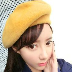 cc013f4cfa00d Buy  Ringnor – Beret  with Free International Shipping at YesStyle.com.  Browse and shop for thousands of Asian fashion items from China and more!