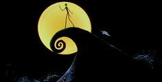 Nightmare Before Christmas  The 70 Most Beautiful Cinematic Shots in Movie History - BlazePress