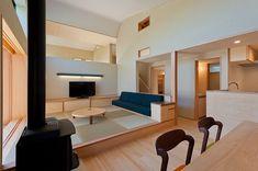 画像3つ目 和室を作りたいけれど作れない方へ。畳リビングという選択肢の記事より
