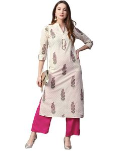 Plazo With Kurti - Wholesale Palazzo Pants With Kurti - Kurta Palazzo Set Online Kurta Palazzo, Palazzo Pants, Plazo Kurti, Jaipur, Indian Wear, Half Sleeves, Printed Cotton, Party Wear, Casual Wear