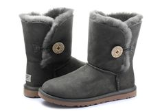 Ugg Čižmy - W Bailey Button - 5803-FRN