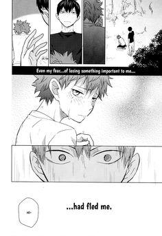 [bubunhanten] Haikyuu!! dj – Kokoro Control 2 [Eng]  Page 27 #Haikyuu #Yaoi…