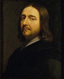 Philippe de Champaigne, Belgian- French Baroque painter, 1602-1674 . Self portrait -