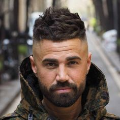 Best Short Haircuts For Men Guide) Short Textured Modern Crop Top with Shaved SidesShort Textured Modern Crop Top with Shaved Sides Short Hairstyles For Older Men, Haircuts For Balding Men, Mens Medium Length Hairstyles, Trendy Mens Haircuts, Girls Short Haircuts, Haircuts For Curly Hair, Curly Hair Men, Short Hair Cuts, Cool Hairstyles
