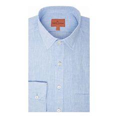 (サイモン カーター) メンズ トップス フォーマルシャツ Simon Carter Linen Shirt 並行輸入品  新品【取り寄せ商品のため、お届けまでに2週間前後かかります。】 表示サイズ表はすべて【参考サイズ】です。ご不明点はお問合せ下さい。 カラー:Blue