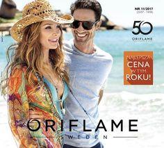 Zajrzyj do nowego E-katalogu Oriflame i ciesz się nowinkami beauty&wellness. Przewijaj strony za pomocą strzałek nawigacyjnych lub użyj suwaka do szybkiego podglądu.