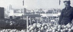 """Feira da Cebola (Frimor) em 1981. Foto: Jornal """"Região de Rio Maior""""   Portugal"""