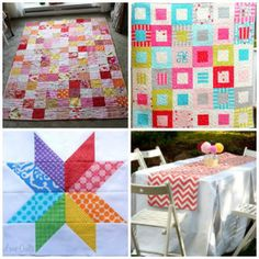 25 Easy Quilt Patterns for Beginners + 7 New Quilt Patterns