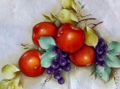 Ladybug Rocks, One Stroke Painting, Fruit Art, Free Paper, Flower Cards, Folk Art, Hand Painted, Watercolor, Flowers