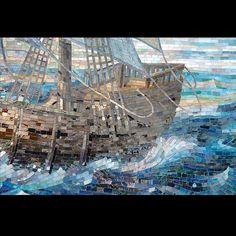 Mia Tavonatti Mosaics