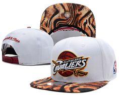 Cheap Wholesale NBA Cleveland Cavaliers Snapback White Leopard for slae at US$8.90 #snapbackhats #snapbacks #hiphop #popular #hiphocap #sportscaps #fashioncaps #baseballcap