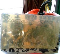 White Tea and Ginger Fresh Goat Milk Glycerin HUGE by dwrescue, $8.00