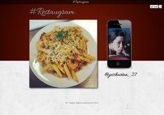 http://j.mp/wPT9Xn  Food inspiration via @restaugram