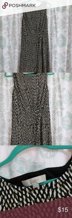 Loft MT Cotton Sheath Dress - Loft MT Cotton Sheath Dress  - beautiful for work. LOFT Dresses