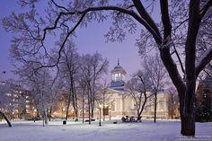 Winter in Helsinki Gallery