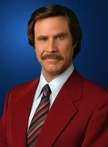 Hairy hero....Ron Burgundy. His quotes make many laugh... http://en.wikiquote.org/wiki/Anchorman:_The_Legend_of_Ron_Burgundy Fun Jokes, Movie Memes, Funny Memes, Brother Sister, Comedy Movies, Special Day, Mom, Birthday, Stay Classy