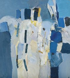 Keith Vaughan (British, Group of figures, Oil on board, 40 x 36 in. Artist Painting, Figure Painting, Abstract Photos, Abstract Art, Vaughan, Camberwell College Of Arts, Manchester Art, Glasgow School Of Art, David Hockney