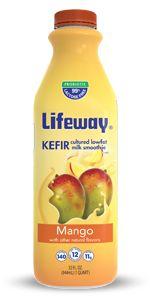 Lifeway Kefir Mango