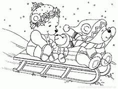 Hiver Dessin 154 meilleures images du tableau coloriage d'hiver   winter time