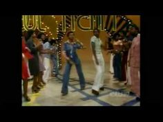 line dance • i love music • the o'jays • soul train • 1975 • RIP, don cornelius • love, peace and soul