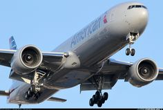 American Airlines N720AN 777-323/ER aircraft picture