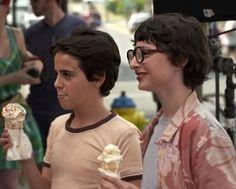 Jack & Finn, Tak Tak, It Movie 2017 Cast, It The Clown Movie, Im A Loser, Villainous Cartoon, Chapter One, Millie Bobby Brown, Cute Gay