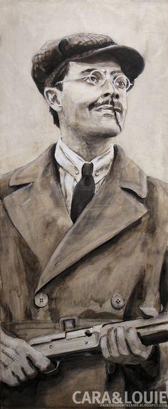 Richard Harrow from Boardwalk Empire by thegryllus.deviantart.com on @deviantART