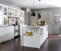 """Küchenelemente """"Carré FS"""" von Leicht Küchen"""