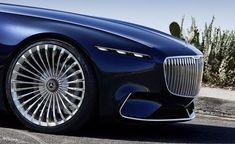 Elektrikli Mercedes-Maybach görüntülendi