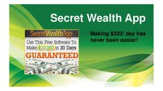 Secret Wealth App by Top Binary Options via slideshare
