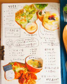 「心温通信VOL.33 * *アジア * ネットプリント配信中 * #ほぼ日 #ほぼ日手帳 #手帳 #料理日記 #日記 #スタイルフィット #cdノート #紳士なノート #料理写真 #メニュー #心温通信 #hobonichi #menu #fooddiary #hobonichitecho」