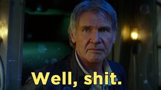 """75 Thoughts I Had While Watching """"Star Wars: The Force Awakens"""""""