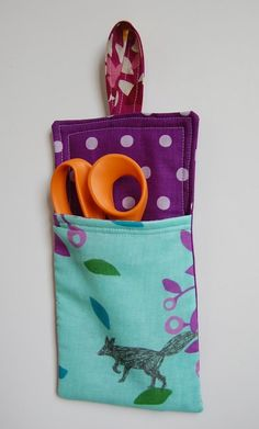 Scissors Holder - For your sewing or craft room