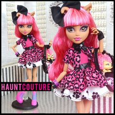 Monster Doll Haunt Couture Teen Wolf high от HauntCoutureAtelier