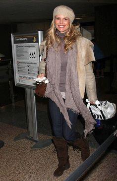 Christie+Brinkley+See+Through | Christie Brinkley Pictures - Christie Brinkley at Salt Lake City ...