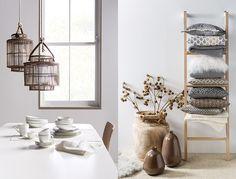 Interior trends, nordic style, Papaya homewares