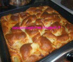 Tania senza glutine: Torta rustica con impasto molle