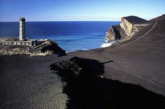 The Azores Islands: Capelinhos Volcano - Faial - The Volcano That Came From The Sea