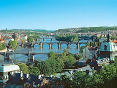 8 day river cruise from Paris to Prague