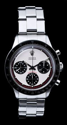 We are excited to launch the new B&S Paul Newman Strap, made from the finest leather for wearing on your vintage Rolex Daytona or Omega Speedmaster. Rolex Paul Newman, Rolex Daytona Paul Newman, Rolex Daytona Watch, Rolex Cosmograph Daytona, Rolex Submariner, Vintage Rolex, Vintage Watches, Antique Watches, Cool Watches
