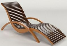 wooden lounge chair would be suitable for creating outdoor swimming pool design as it is made of wooden material which gives elegant and durable swimming pool furniture concept Outdoor Lounge, Pool Lounge Chairs, Lounge Chair Design, Deck Chairs, Dining Room Design, Outdoor Chairs, Office Chairs, Swing Chairs, Bag Chairs