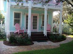 Hidden Beach Villas cottage rental - 'BARBIE'S BEACH HOUSE'