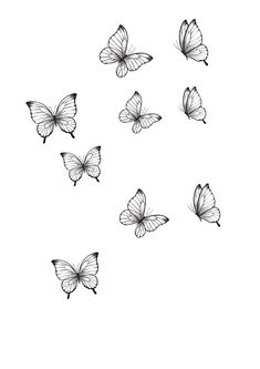 Back Tattoos Spine, Spine Tattoos For Women, Dope Tattoos, Mini Tattoos, Floral Tattoo Design, Tattoo Designs, S Tattoo, Sleeve Tattoos, Butterfly Back Tattoo