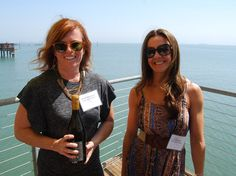 Wines of Danger - Melody Meckfessel and Cristen Mann of Stars & Freckles Wines