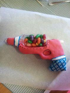 Pistola de chuches