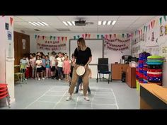 Borboletinha - YouTube Sports Day Activities, Educational Activities For Preschoolers, Physical Activities For Kids, Library Activities, Silly Songs For Kids, Music Lessons For Kids, Music For Kids, Kids Songs, Sports Day Kindergarten