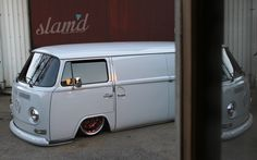 Behind The Build: Silver Rest Japan's 1972 VW Type 2 | Slam'd Mag